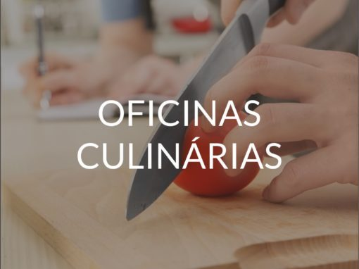 Oficinas Culinárias